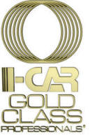 I-CAR GOLD CLASS CERTIFIED REPAIR FACILITY